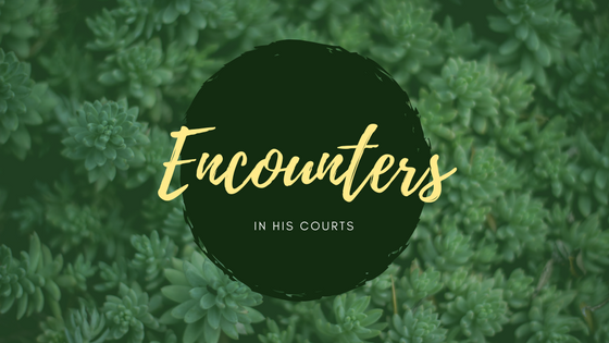 Encounters: In His Courts